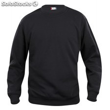 Sudadera junior clique basic roundneck junior