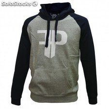 Sudadera point caro gr/mn