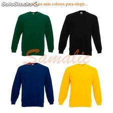 Sudadera promocion manga montada ref. 622020C fruit of the loom