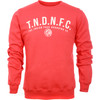 Sudadera urban new york red - red - the indian face - 8433856048629 -