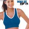 Sujetadores Deportivos Body Fit Bra (Pack de 3)