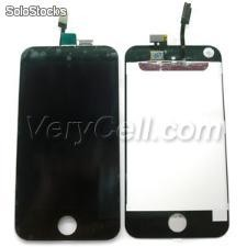 suministrar mayorista ipod touch 2/3/4/5 complete lcd ,back cover