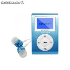 Sunstech - dedaloiii MP3 4GB Azul