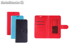 "Sunstech - funda universal 4.5"" slidelrd rojo"