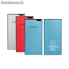 Sunstech Power Bank 4000 Azul