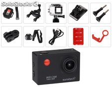 Sunstech - videocamara ACTIONCAM10 wifi