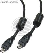 Super 400 ieee 1394 FireWire cable (4/4 Pin) 3m (FU06)