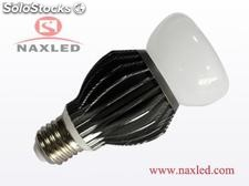Super bright 7Watt cob led bombilla