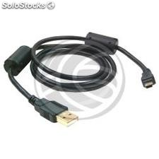 Super Cable usb 2.0 (Type b am/MiniUSB5pin-m) 1m (CU72)