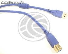 Super Cable usb 3.0 am to bm 3m (UX04)