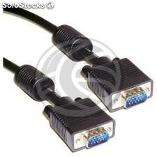 Super Cable vga UL2919 3C +4 (HD15-m/m) 25m (VS17)