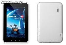 "super delgada 7""tablet pc android4.0 a10 cortex-a8 1gb 8gb hdmi usb tf camara"