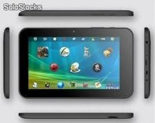"super-delgada 7""tablet pc android4.0 capacitiva a10 512mb 4gb hdmi usb tf camara"