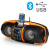 Super Radio MP3 Bluetooth AudioSonic RD1549 - Foto 1