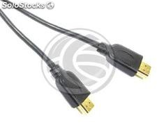 Supercable HDMI 2.0 for Ultra HD 4K male 2m offer (HM02-0002)