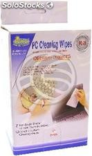 SuperClean Anti-Static Cleaning Wipes (50 envelopes) (SC34)
