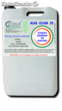 Supereco - alka clean sc -foaming detergent and sanitazer - 10 kg - equal to