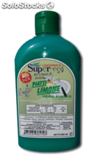 Supereco - dishwasher lemon - 500 ml - equal to 2 lt