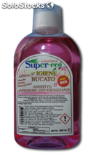 Supereco - hygiene laundry - 500 ml - equal to 12.5 lt
