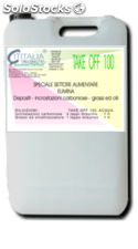 Supereco - take off 100 -effective detergent - 10 kg - equal to 200 lt