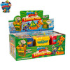 Superzings caja expositora display 6 kaboom trap