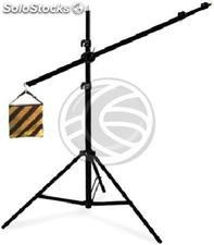 Support focus of study of 385 cm boom stand with 4 sections (EJ73-0002)