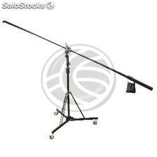 Support focus of study of 425 cm boom stand with wheels (EJ75-0002)