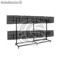 "Support for 4x2 TV screens TV 60"" for videowall (OU37)"