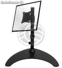 Support for desktop screen TV with stand and VESA 75 100 model ML1001