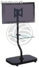 "Support stand with shelf to screen 17"" to 37\"" (CMB-943) (OH08)"