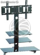 "Support stand with wheels for flat screen TV LED LCD 37 ""-70 "" 1715mm"