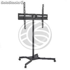 """Support stand with wheels to screen 32\"""" to 42\"""" (CMS-903) (OH01)"""