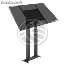 """Support TV 32 \""""46\"""" mast display for VESA 400x400 (OH33)"""
