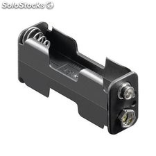 supporto per 2 batterie stilo aa 57,5 x 26 x 16,6 11461