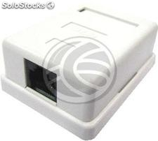 Surface Box 1 RJ45 utp Cat.5e (RI31)