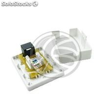 Surface Box 1 RJ45 utp Cat.6 (RI41-0002)