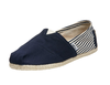 Surplus Stock Branded Klassische Canvas Slip-on Frauen...