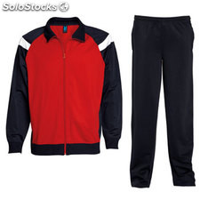 Survêtement Homme marine/rouge sport collection