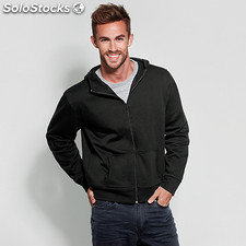 Sweat com capuz Hombre montblanc marinho. t: s casual collection invierno