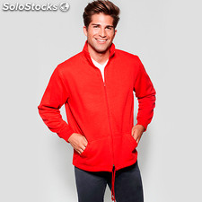 Sweat-shirt Hombre cairo vermelho. t: s casual collection invierno