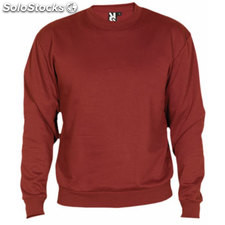 Sweat-shirt Homme grenat casual collection invierno