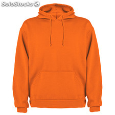 Sweat-shirt Homme orange casual collection invierno
