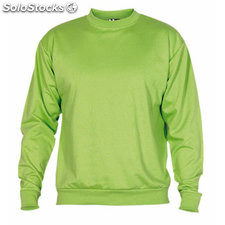 Sweat-shirt Homme vert oasis casual collection invierno