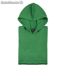 Sweat-Shirt Technique Enfant Theon Green 4-5