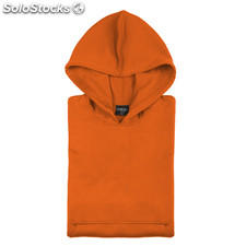 Sweat-Shirt Technique Enfant Theon Orange 10-12