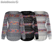 Sweaters Mulher Ref. 5113