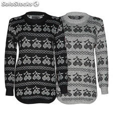 Sweaters Mulher Ref. 963