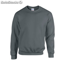 Sweatshirt GI1800-CR-XL, charbon