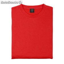 Sweatshirt tecnica. Red