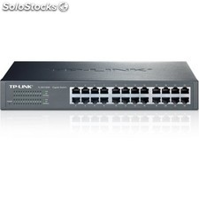 Switch 10/100/1000 tp-link 24 ports R13'